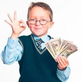 Воспитание не по стандарту. Развитие у детей правильного отношения к деньгам.